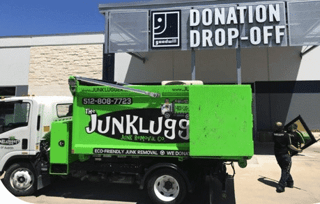 goodwill donation junk removal